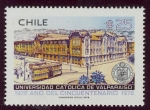 sellos de America - Chile -  CHILE -  Barrio histórico de la ciudad portuaria de Valparaíso