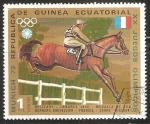 Sellos del Mundo : Africa : Guinea_Ecuatorial : XX Juegos olimpicos