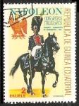 Sellos de Africa - Guinea Ecuatorial -  Uniformes militares