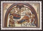 Sellos de Europa - España -  Navidad   1972   2 ptas
