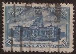 Sellos del Mundo : Europa : Argentina : Edificio del Congreso  1910 12 centavos