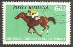 Sellos del Mundo : America : Rep_Dominicana : Centenario de carreras de caballos