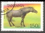 Sellos de Africa - Tanzania -  Tarpon