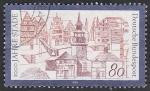 Stamps Germany -  1541 - Milenario de la ciudad de Stade
