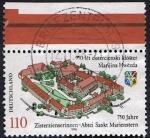 Sellos de Europa - Alemania -  1814 - 750 Anivº de la abadia Sankt Marienstern
