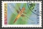 Sellos de Europa - Bulgaria -  El cazador de insectos