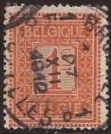 Sellos de Europa - Bélgica -  Cifras  1912 1 céntimo