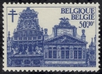 Sellos de Europa - Bélgica -  BÉLGICA: La Grand-Place de Bruselas