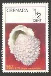 Stamps Grenada -  Chama macerophylla