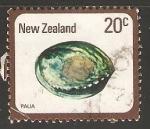 Sellos de Oceania - Nueva Zelanda -  PAUA
