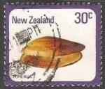 Stamps New Zealand -  Toheroa