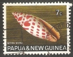 Stamps Oceania - Papua New Guinea -  Mitra Mitra