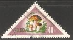 Sellos de Europa - Polonia -  Boletus edulis