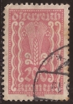 Sellos de Europa - Austria -  Mazorca de maíz. Agricultura  1922 200 coronas