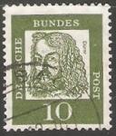 Sellos de Europa - Alemania -  Albrecht Durer