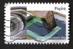 Sellos de Europa - Francia -  Artesanías