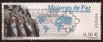 Sellos de Europa - España -  Fuerzas Armadas en Misiones de Paz  2007 0,30€