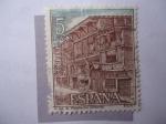 Stamps Spain -  Ed:1987 - El Portalon - Victoria.
