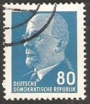 Sellos de Europa - Alemania -  Walter Ubricht