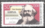 Sellos de Europa - Alemania -  Karl Marx y