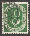 Sellos de Europa - Alemania -  Cuerno Postal