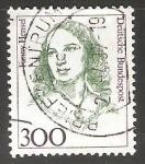Sellos de Europa - Alemania -   Fanny Hensel apellido de soltera: Mendelssohn