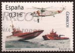 Sellos de Europa - España -  Salvamento marítimo  2008 0,31 €