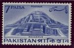 Sellos de Asia - Pakist�n -  PAKIST�N:  Ruinas de Vihara B�dica de Paharpur