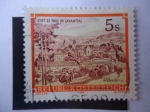 Stamps : Europe : Austria :  Stift St. Paul Im Lavanttal - Scott/Aust. 1288.