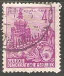 Stamps Albania -  Dresden Zwnger
