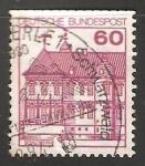 Stamps : Europe : Germany :  schloss rheydt
