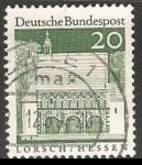 Stamps Germany -  Lorsch Hessen