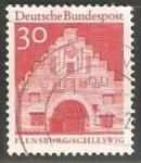 Sellos del Mundo : Europa : Alemania : Flensburg Schleswig