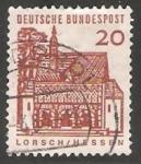 Sellos de Europa - Alemania -  Lorsch Hessen