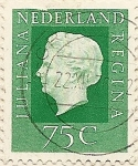 Stamps Europe - Netherlands -  Juliana regina