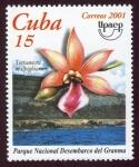 Stamps Cuba -  CUBA: Parque nacional Desembarco del Granma
