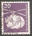 Stamps Germany -   Evacuación médica