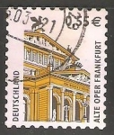 Sellos de Europa - Alemania -  Alte oper Frankfurt