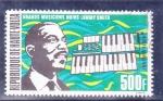 Sellos de Africa - Burkina Faso -  grandes músicos-Jimmy Smith