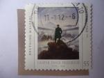 Stamps Germany -  Caspar David Friedrichi 1774-1840.