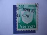 Stamps Israel -  Símbolo.