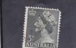 Sellos de Oceania - Australia -  Isabel II