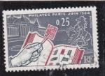Stamps France -  filatelia