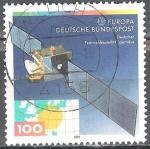 Sellos de Europa - Alemania -  Europa-C.E.P.T.-comunicaciones por satélite alemán Copérnico.