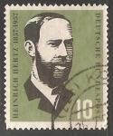 Sellos de Europa - Alemania -  Heinrich hertz