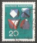 Sellos de Europa - Alemania -  Harzer bergbau