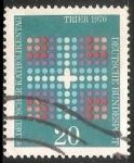Stamps Germany -  Deutscher Katholikentag
