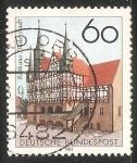 Sellos de Europa - Alemania -   750 Aniversario de la ciudad de Duderstadt.