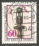Sellos de Europa - Alemania -  100 jahre Vollendung des Kolner Dom - catedral de Colonia