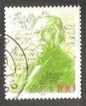 Sellos de Europa - Alemania -  Theodor Fontane